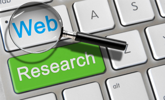 virtual assistant for web research